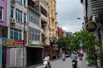 Bán nhà mặt phố Hoàng Ngân, Phường Trung Hòa 72m2 * 5 tầng, MT 4m, giá 17.5 tỷ. LH 0984250719