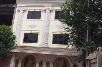 Tôi cần cho thuê nhà rất đẹp Phạm Tuấn Tài: 75m2, 5 tầng, mt 6,5m, 28tr