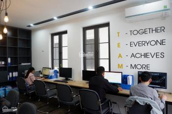 Cho thuê mặt bằng mở quán cafe hoặc văn phòng đầy đủ nội thất tại nhà Số 14,TT3 Đại Kim, HM, HN