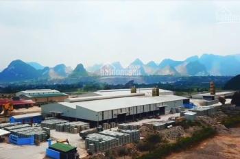 Cho thuê nhà xưởng và đất kho bãi xây dựng xưởng sản xuất tại Thanh Sơn, Kim Bảng, Hà Nam