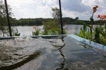Bán khu nghỉ dưỡng mặt tiền hồ lớn tại Suối Rao - Châu Đức. LH: 0986340312