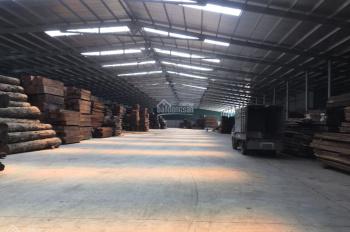 Cho thuê kho xưởng khu vực Vạn Phúc, Thanh Trì, DT 1000 - 10000m2