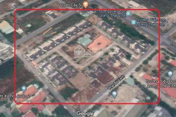 Cần bán đất view sông quận 2, mặt tiền ngã 4 Trương Văn Bang - Phan Bá Vinh, Phường Thạnh Mỹ Lợi