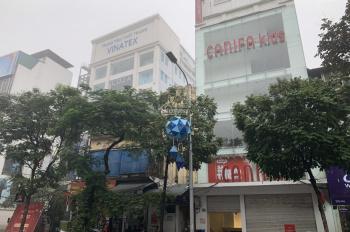 Nhà mặt phố Võ Thị Sáu - Hai Bà Trưng, DT 90m2 , 6 tầng, có thang máy, điều hòa