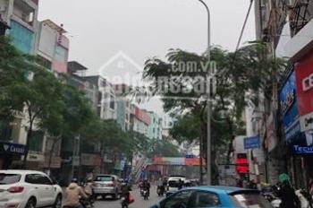 Bán gấp mảnh đất ngõ 117 Thái Hà, 80m,  MT 5,5, nở hậu.