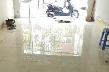Cho thuê cửa hàng tầng 1 trong ngõ rộng phố Tạ Quang Bửu - Lê Thanh Nghị, khu Bách Khoa