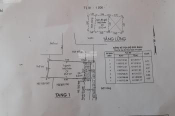 Nhà C4 có gác, 2MT hẻm 155 đường 14,  Phước Bình, Quận 9, 40m2/ 2.15 tỷ.