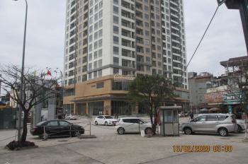 Cho thuê căn hộ tầng 8 tòa nhà Berriver 390 Nguyễn Văn Cừ, DT: 90m2. Giá: 8,5 triệu/th