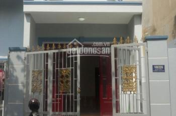 Bán nhà Củ Chi đường Suối Lội, Tân Thông Hội 90m2, giá 1 tỷ 3, sổ hồng riêng. LH 0972 350 449