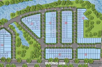 Cần bán gấp lô đất trong Centana đường Trường Lưu, Quận 9 - 82,5m2, 5x16,5m đường trước 10m