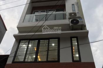 Bán nhà mặt ngõ 147 Tân Mai, Kim Đồng, DT 58m2 x 5T, MT 4.5m, kinh doanh, ô tô vào nhà, giá 6,6 tỷ