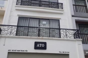 Chính chủ cho thuê nhà ngõ 83 Trần Duy Hưng, 55m2 * 5 tầng, giá 27tr/th. LH 0968120493