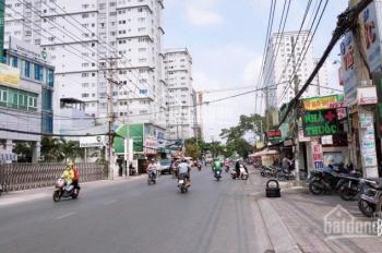 Cho thuê tòa nhà vị trí siêu sang Nguyễn Xí, gần đối diện Vincom. DT: 11x83.5m giá thuê: 100tr/th