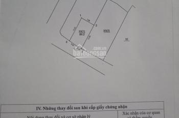 Gia đình bán mảnh đất 89m2 mặt tiền 7m, đường trục chính 6m tại tổ 36 phố Bắc Cầu, Ngọc Thụy, LB