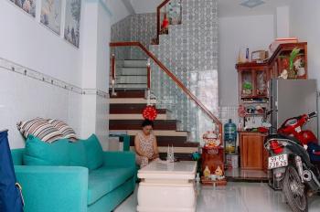 Nhà Trương Đình Hội, P.16, 3 lầu, sân thượng. SHR, giá chỉ 2,55tỷ