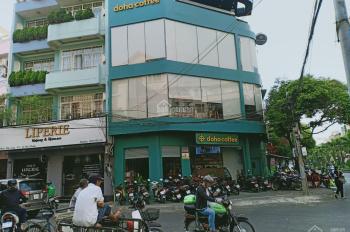 Cho thuê nhà góc 2 MT đường Đinh Tiên Hoàng, Phường 3, Quận Bình Thạnh 9x12m 1 lầu giá 130tr/th