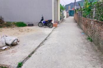 Bán mảnh đất vị trí đẹp 2 mặt tiền giá rẻ Khu Bắc Hồng Huyện Đông Anh