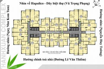 Bán gấp suất ngoại giao CH 24T3 Hapulico Thanh Xuân Complex rẻ nhất tong tuần này. LH: 0968186415