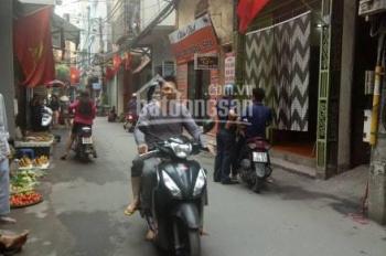 Bán nhà mặt phố Cự Lộc- Thanh Xuân- Kinh doanh sầm uất.
