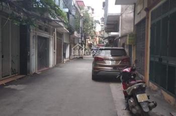 Bán nhà phân lô Thịnh Hào 1, Tôn Đức Thắng, 46m x 3,5T, xe 7 chỗ vào nhà, giá 5,8 tỷ.