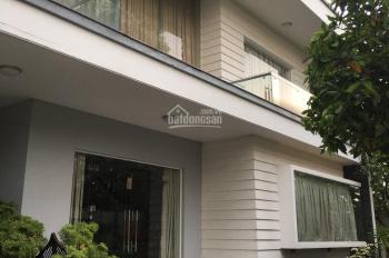 Biệt thự P. Tân An, TP. Thủ Dầu Một mặt tiền đường DX, DT 22x30m, full nội thất. Giá 10 tỷ
