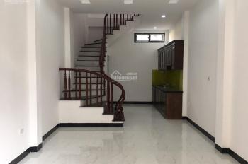 Bán nhà Bằng Liệt, Bằng A, Linh Đàm, Hoàng Mai, 35m2, 5 tầng, ô tô đỗ cửa