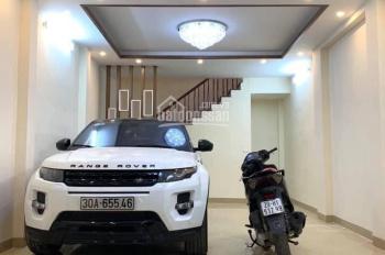Bán nhà phân lô Ngã Tư Sở,Ngõ 19 Nguyễn Trãi, DT 60m2,nhà đẹp, ô tô 7 chỗ để trong nhà, giá 5,89 tỷ
