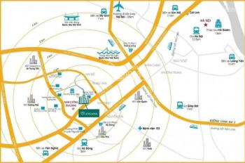 Bán biệt thự liền kề khu đô thị Dương Nội Nam Cường cạnh Aeon Mall Hà Đông. DT 160m - 200m - 300m2