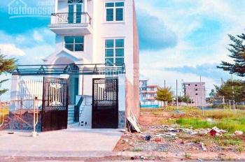 Bán lô đất 100m2 KDC Tân Tạo, đường số 7, Bình Tân, giá 35tr/m2 sổ hồng riêng.