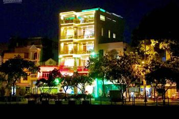 Cho thuê tòa nhà mặt tiền Trường Sa P.2 Quận Phú Nhuận, DT:9.5x15m, hầm 5 lầu 17P, 276tr/th