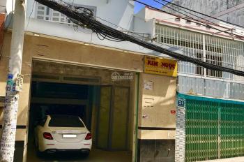 Bán nhà mặt tiền 26 Ni Sư Huỳnh Liên, Tân Bình, gần Lạc Long Quân, DT: 5.8x16m, khu kinh doanh vải