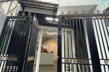 Nhà Dương Bá Trạc p2 q8, 1 Lầu, DT: 4 x 12m, Sổ hồng riêng, ĐT: 0909428425 (Mr.Tâm)