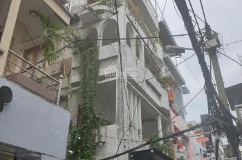 Bán nhà HXH Lê Thị Riêng, P. Bến Thành, Quận 1, DT: 5.1x16m, 4 tầng, HĐT: 70tr/th, giá 26 tỷ