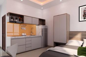 Cho thuê CHDV 61 phòng đầy đủ nội thất tại Q.Tân Bình. DT 7x35m, đang đợi hoàn công. Giá 265 triệu