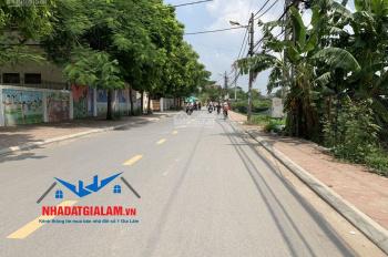 Bán 88m2 hướng Đông Nam đường ô tô tránh nhau Cửu Việt, Trâu Quỳ, GL. LH 097.141.3456