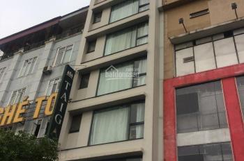 Cho thuê nhà MT Nguyễn Cư Trinh, Q1 DT 12x20m 1 lầu vỉa hè rộng giá 180tr/th