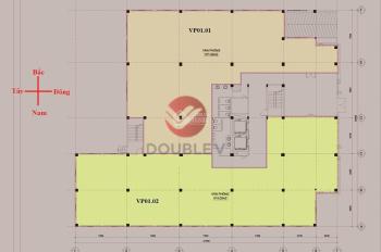 Văn phòng cho thuê quận Bình Thạnh Bcons 2 460m2 mới đưa vào hoạt động giá cực rẻ LH 0933725535