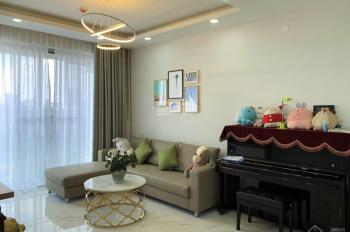 Cho thuê Midtown PMH, căn hộ 3PN DT 135m2 view sông, full NT đẹp giá 41tr/th - LH 0909865538