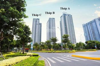 Cần bán gấp căn hộ chung cư Gamuda 1PN FULL nội thất - The Zen - Hoàng Mai, 54,49m2 LH 0936332412