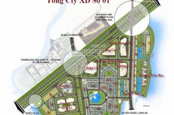 Bán gấp đất nền KDC Happy City, Nguyễn Văn Linh. DT: 100m2 - 17tr/m2 (bao sổ)  LH: 0356374740