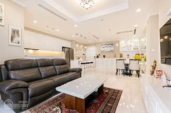 Chính chủ cho thuê căn hộ 3 phòng ngủ Vinhomes Central Park, thương lượng cho khách thiện chí!