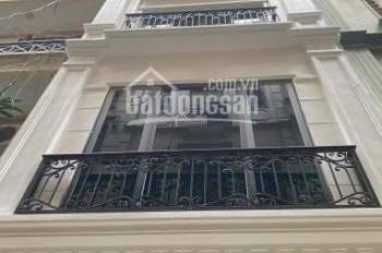 Bán nhà ngõ 43 Trung Kính, Nguyễn Chánh, Cầu Giấy 50m2 x 5T mới MT 4m, ngõ thông, 4.9 tỷ