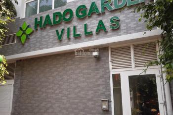 Sang lại hợp đồng thuê Villa Hà Đô Sư Vạn Hạnh Quận 10,khu khép kính,Vila sàn 380m,8 phòng làm việc