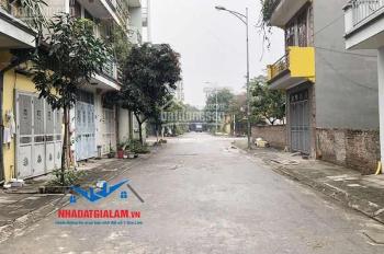 Bán nhanh lô đất TĐC Thanh Am, Thượng Thanh, Long Biên. DT 45m2, đường ô tô tránh, hướng TB
