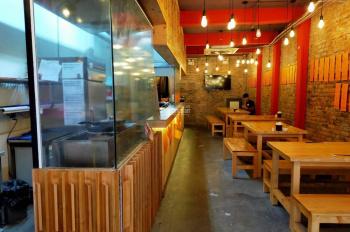 Tuyệt phẩm nhà hàng phố Đào Tấn 100m2, 3 tầng, 5,5m mặt tiền, 42 triệu/tháng Ba Đình