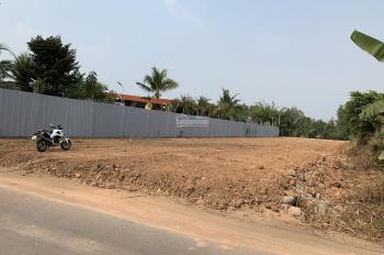 Trí BĐS, đất thổ vườn 1.179m2 (có 102m2 thổ cư), mặt tiền đường Trương Văn Đa ngay UBND xã Tân Nhựt