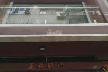 Bán nhà mặt tiền kinh đường Vườn Chuối 5 x13m nở 8,2m Quận 3 giá 26 thương lượng