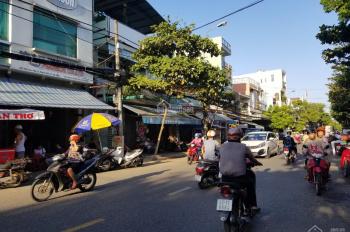 Bán nhà 3 tầng mặt tiền Trần Cao Vân, ngang 8m đối diện chợ