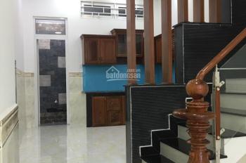 Chính chủ cần bán nhà 4 tầng, ngay Võ Văn Kiệt - An Dương Vương, P16, Q8, cách TT Q1 15p SHR 2018