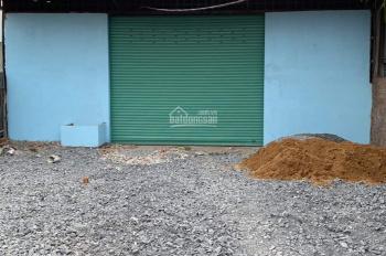 Cho thuê nhà xưởng 200 m2 Bình Tân